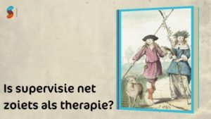 Verschil supervisie en therapie